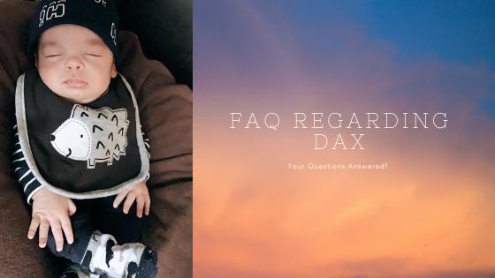FAQ Regarding Dax.