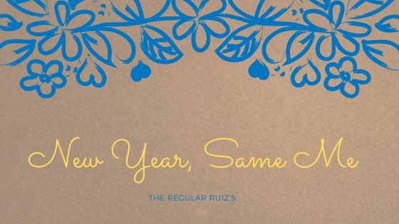 New Year, SameMe.